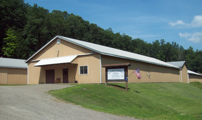 Welcome to Secrist Lumber in Sayre PA